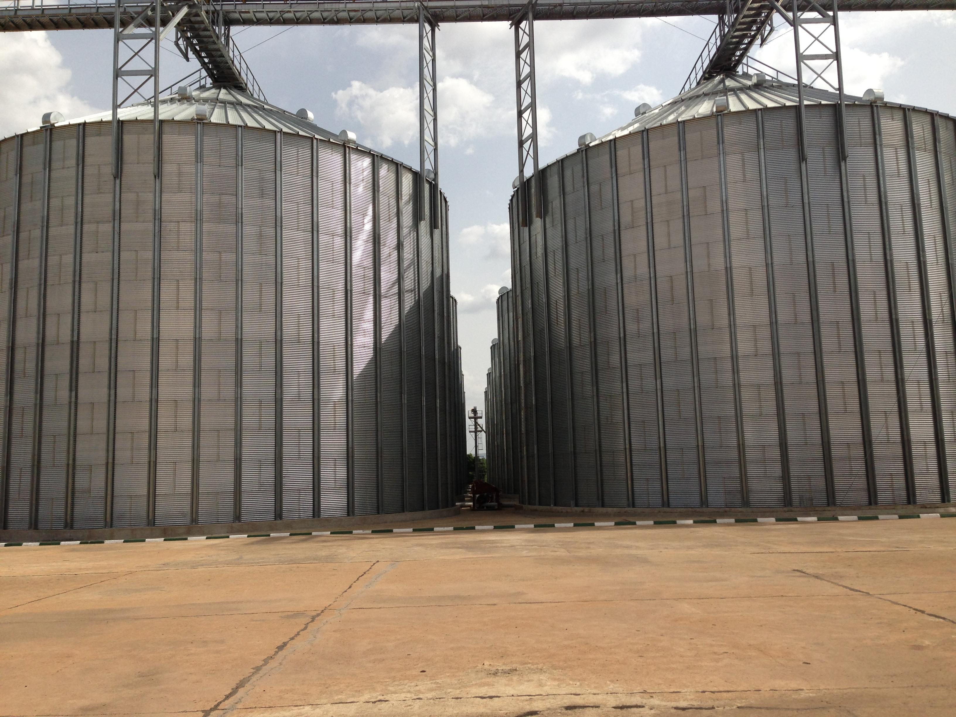 CONCESSION OF GRAIN STORAGE FACILITIES (SILOS)