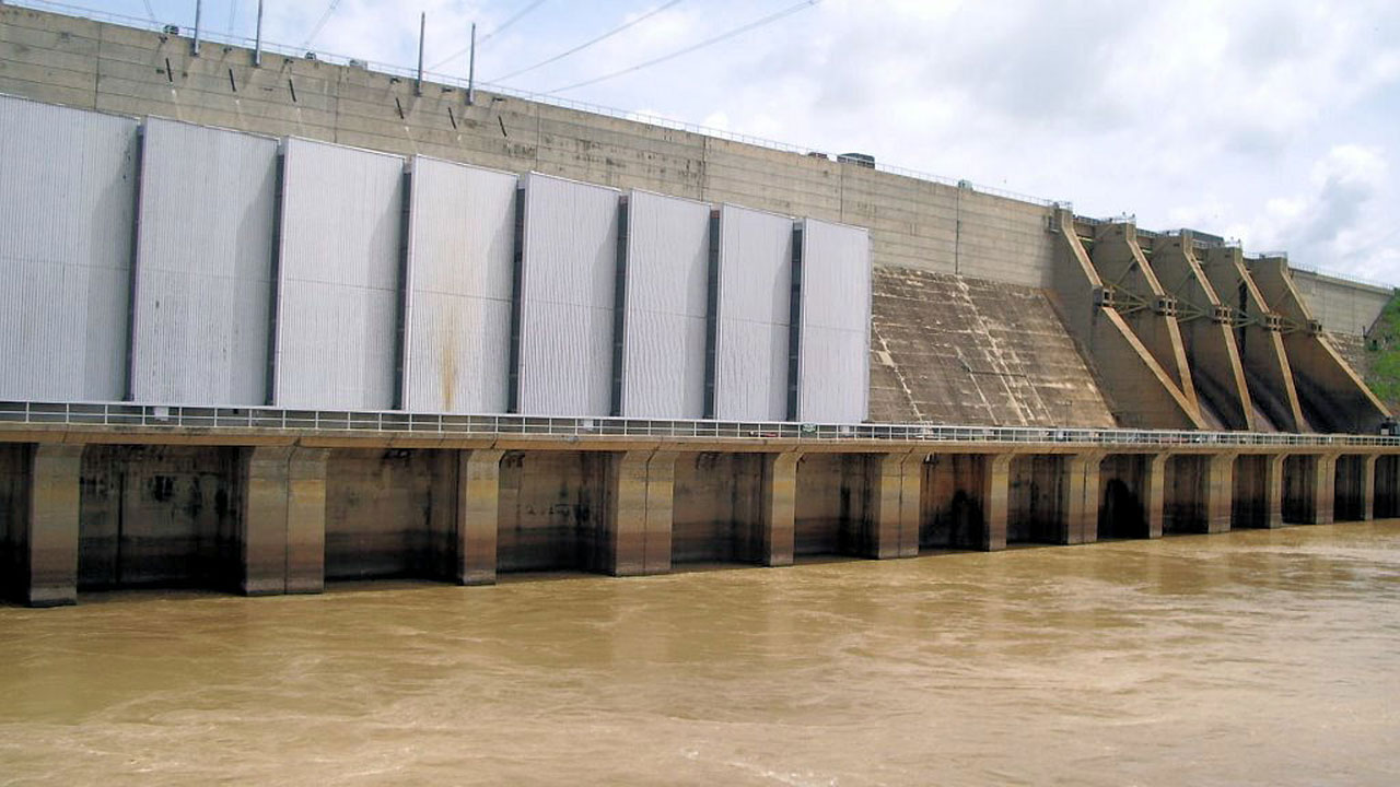 KAINJI AND JEBBA HYDROELECTRIC POWER PLANTS