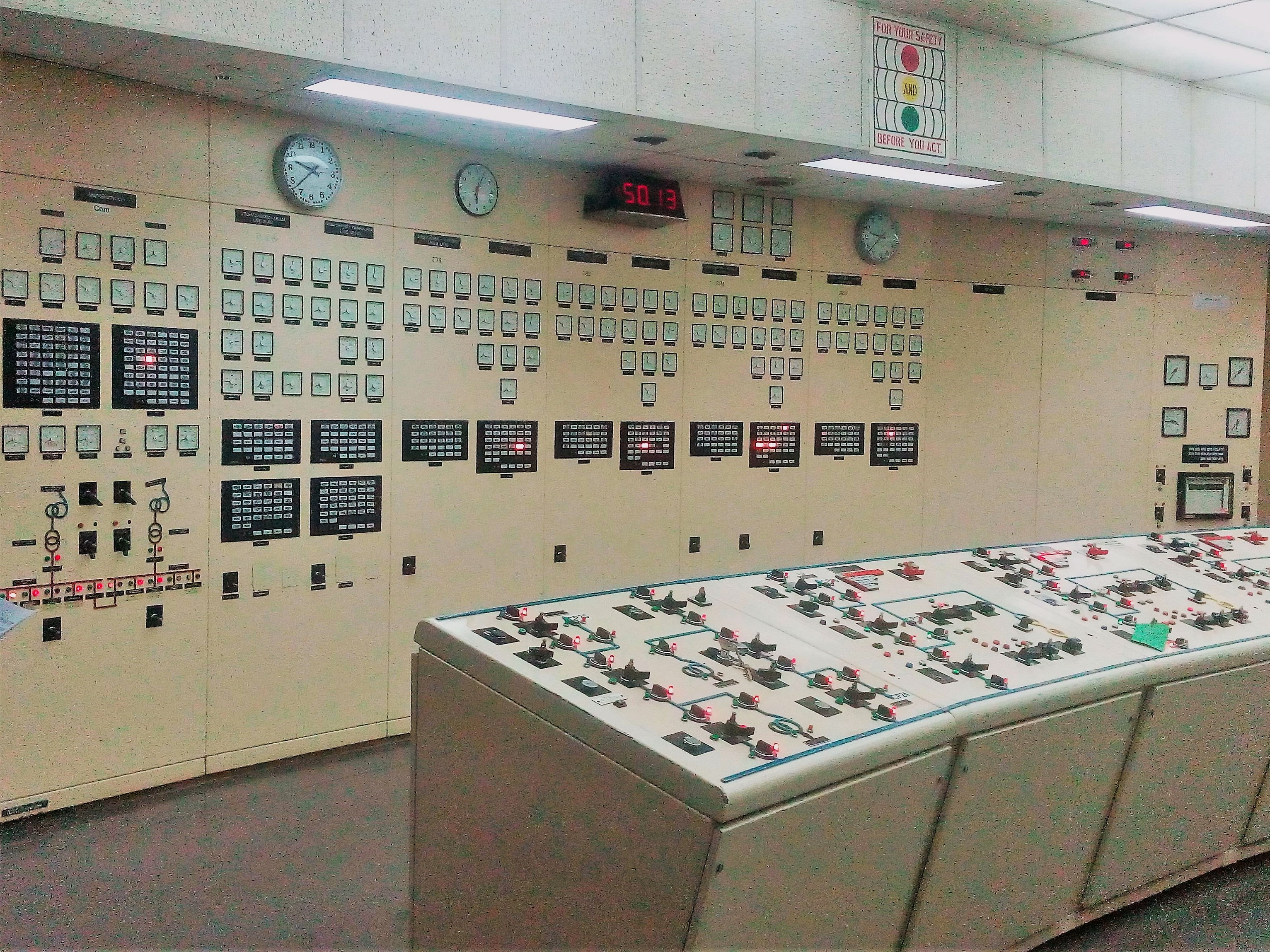 SHIRORO HYDRO ELECTRIC POWER PLANT