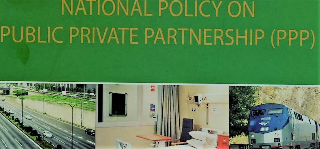 NATIONAL POLICY ON PUBLIC PRIVATE PARTNERSHIP